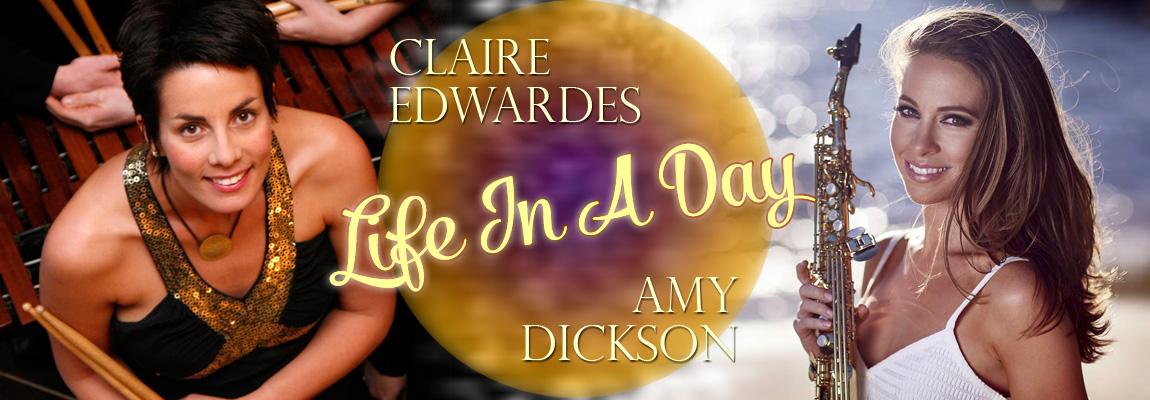 Claire Edwardes & Amy Dickson