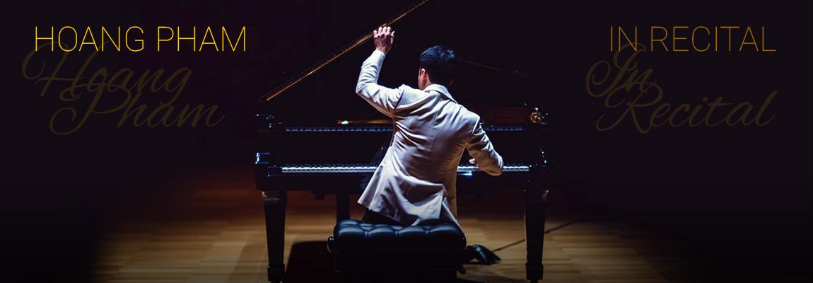 Concert 3 – Hoang Pham in recital