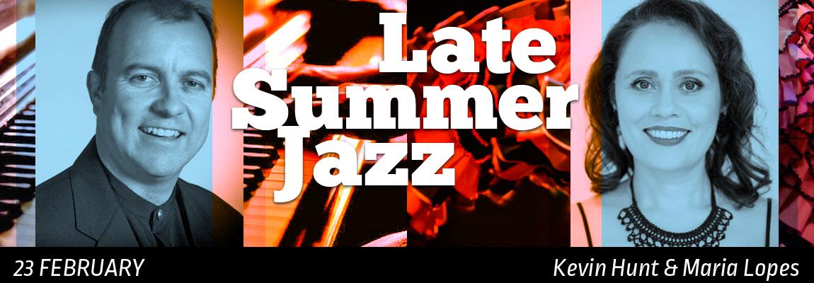 2018 Concert 1 - Late Summer Jazz