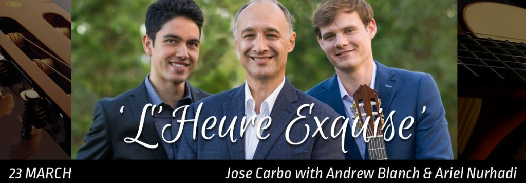 2018 Concert 2 - L'Heure Exquise