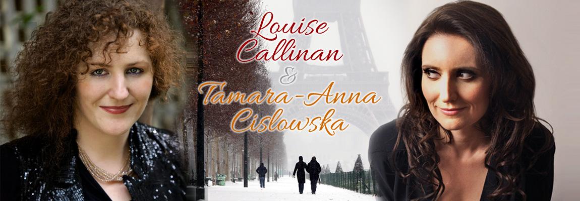Louise Callinan & Tamara-Anna Cislowska