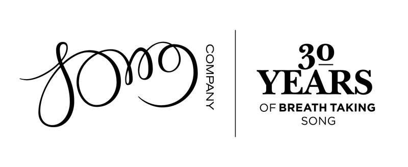 Song Company - 30th Anniversary logo