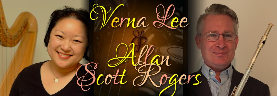Verna Lee & Allan Scott Rogers