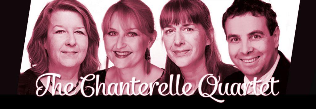 Concert 2 - The Chanterelle Quartet