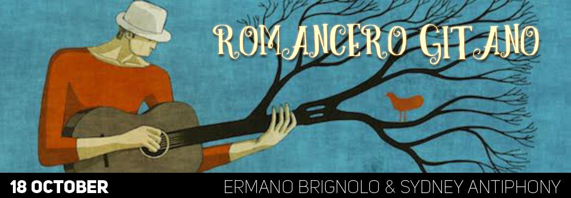 Ermano Brignolo with Sydney Antiphony