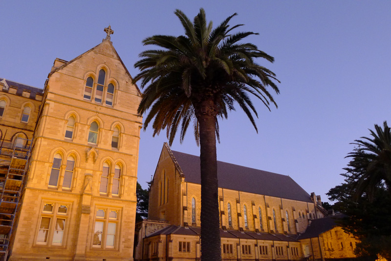 Cardinal Cerretti Memorial Chapel, St Patrick's Estate, Manly