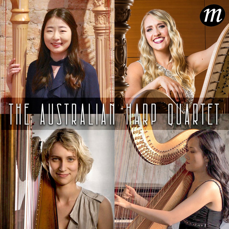 The Australian Harp Quartet