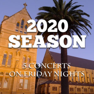 Subscribe to our 2020 Season